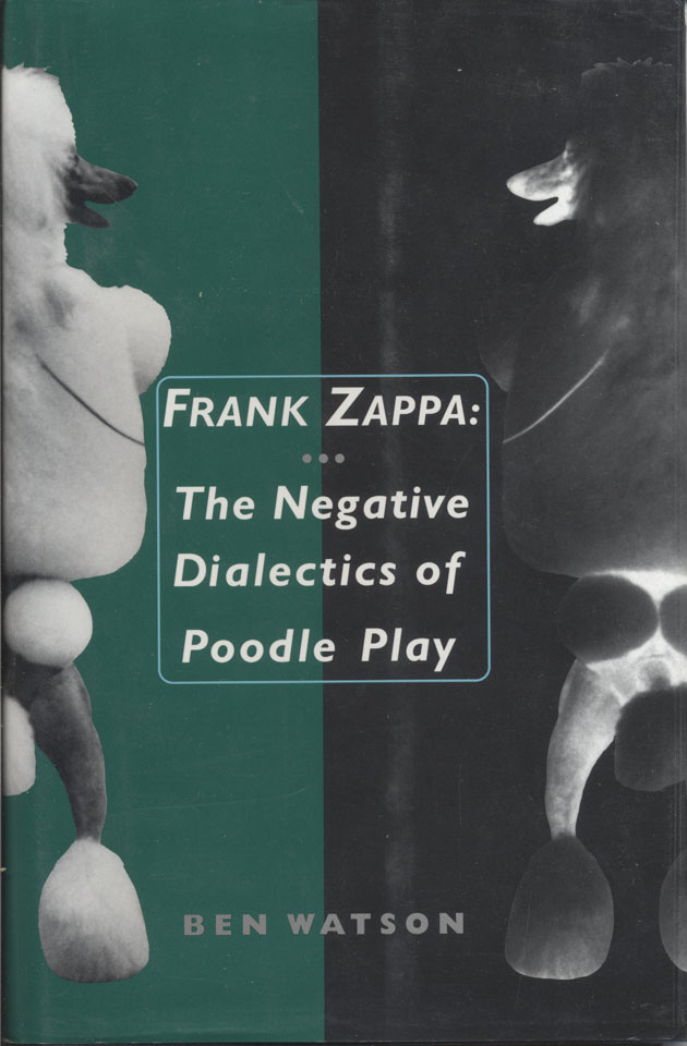 The Negative Dialectics of Poodle Play