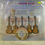 "The New Jazz Sound of Show Boat Vinyl 12"" (Used)"