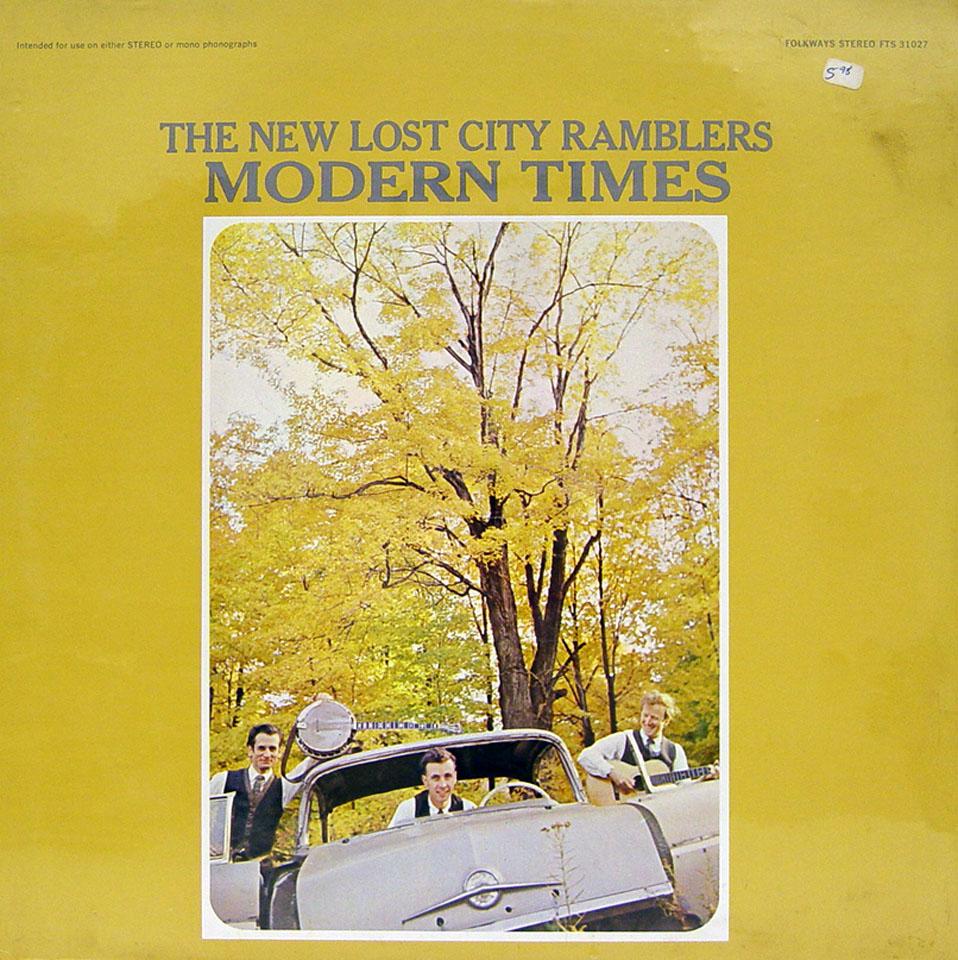 "The New Lost City Ramblers Vinyl 12"" (New)"