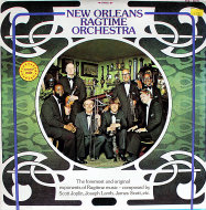 "The New Orleans Ragtime Orchestra Vinyl 12"" (Used)"