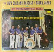 "The New Orleans Rascals Of Osaka, Japan Vinyl 12"" (New)"