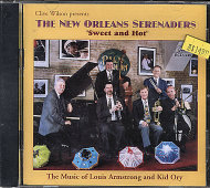 The New Orleans Serenaders CD