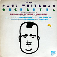 "The New Paul Whiteman Orchestra Vinyl 12"" (Used)"