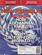 The New Republic No. 4701 Magazine