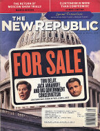 The New Republic No. 4713 Magazine