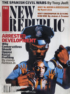 The New Republic Vol. 225 No. 11 Magazine