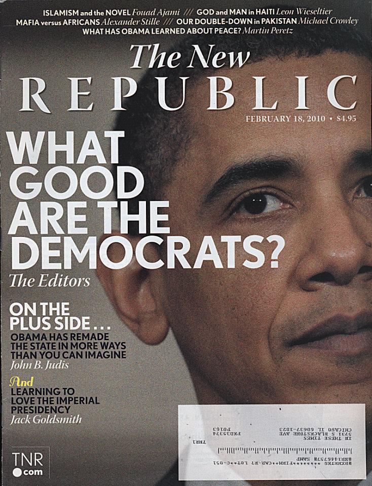 The New Republic Vol. 241 No. 4877