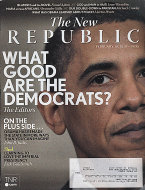 The New Republic Vol. 241 No. 4877 Magazine