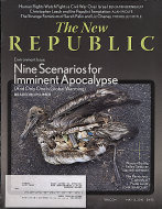 The New Republic Vol. 241 No. 4882 Magazine