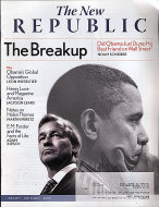 The New Republic Vol. 241 No. 4886 Magazine