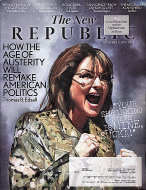 The New Republic Vol. 241 No. 4893 Magazine