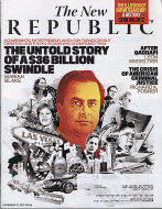 The New Republic Vol. 242 No. 4912 Magazine