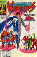 The New Warriors Comic Book