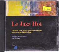 The New York Jazz Repertory Orchestra CD
