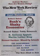 The New York Review of Books April 11, 2002 Magazine