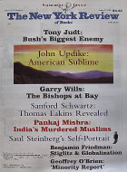 The New York Review of Books August 15, 2002 Magazine