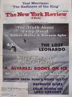 The New York Review of Books August 9, 2001 Magazine