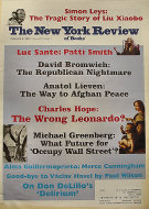 The New York Review of Books Feb 9,2012 Magazine