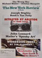 The New York Review of Books March 13, 2003 Magazine