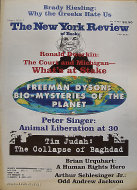 The New York Review of Books May 15, 2003 Magazine