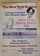 The New York Review of Books May 29, 2003 Magazine