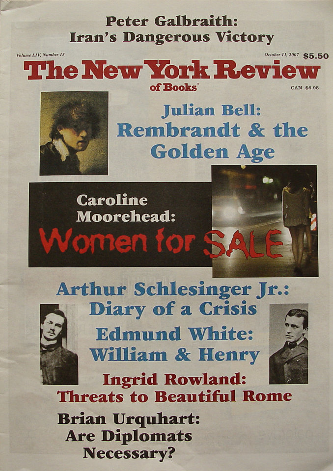 The New York Review of Books October 11, 2007