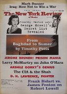 The New York Review of Books Vol. L No. 14 Magazine
