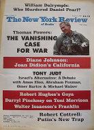 The New York Review of Books Vol. L No. 19 Magazine