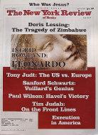 The New York Review of Books Vol. L No. 6 Magazine