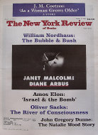 The New York Review of Books Vol. LI No. 1 Magazine