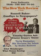 The New York Review of Books Vol. LIV No. 13 Magazine