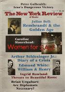 The New York Review of Books Vol. LIV No. 15 Magazine