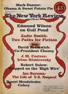 The New York Review of Books Vol. LV No. 18 Magazine