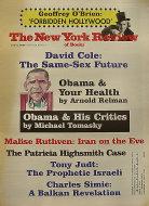 The New York Review of Books Vol. LVI No. 11 Magazine