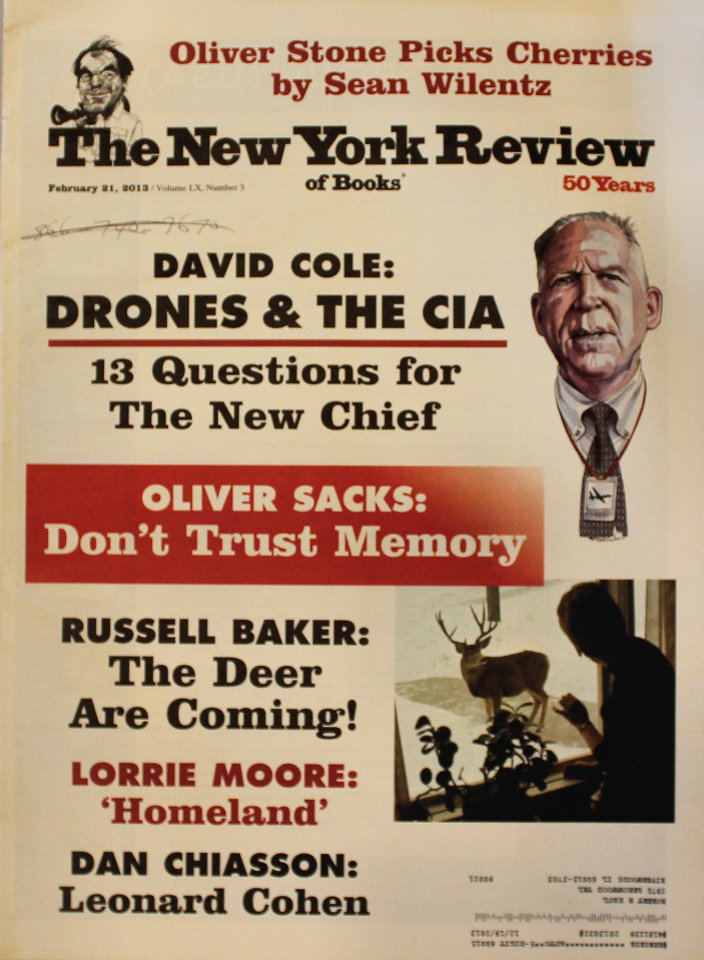 The New York Review of Books Vol. LX No. 3