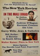 The New York Review of Books Vol. LX No. 5 Magazine