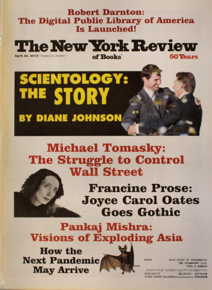 The New York Review of Books Vol. LX No. 7
