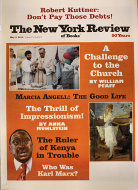 The New York Review of Books Vol. LX No. 8 Magazine