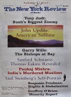 The New York Review of Books Vol. XLIX No. 13 Magazine