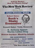 The New York Review of Books Vol. XLIX No. 6 Magazine