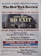 The New York Review of Books Vol. XLIX No. 9 Magazine