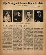 The New York Times Book Review Magazine