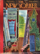 The New Yorker August 18, 1962 Magazine