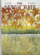 The New Yorker August 26, 1972 Magazine