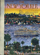 The New Yorker August 31, 1957 Magazine