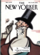 The New Yorker  Feb 13,2012 Magazine