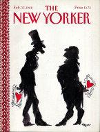 The New Yorker  Feb 15,1988 Magazine