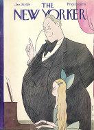 The New Yorker  Jan 26,1929 Magazine