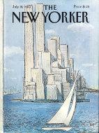 The New Yorker  Jul 19,1982 Magazine
