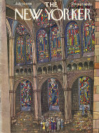 The New Yorker July 19, 1958 Magazine
